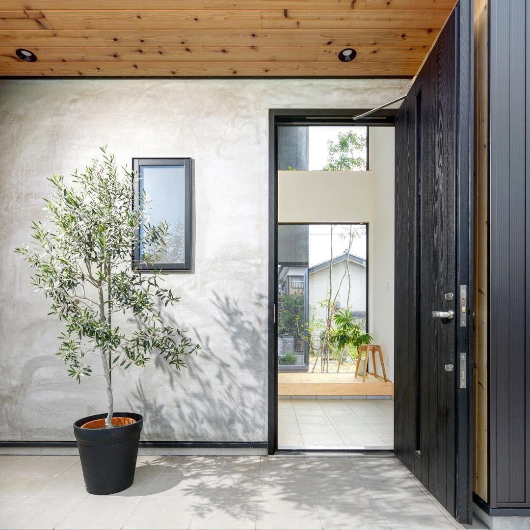 玄関は家の顔 オシャレな玄関インテリア実例集 玄関 風水 家 家 外観