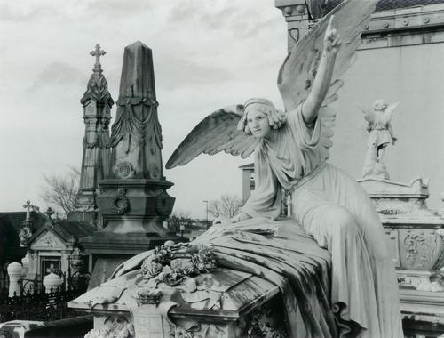 Cementerio de la Carriona. Avilés