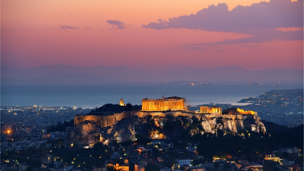 Visit Greece | Athens around the clock #visitgreece