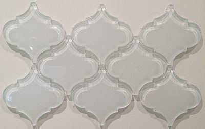 101023 Mosaic Glass Living Room Remodel Living Room