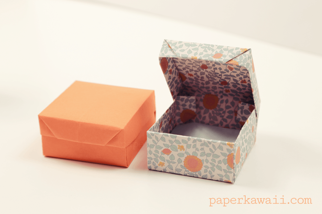 Origami Ring Box For Valentines Day Pinterest Origami Ring