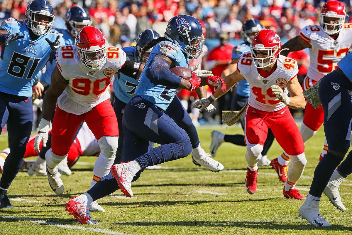 Tennessee Titans game live