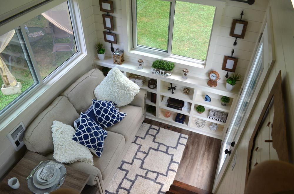 Mohican By Modern Tiny Tiny House Design Tiny Living House