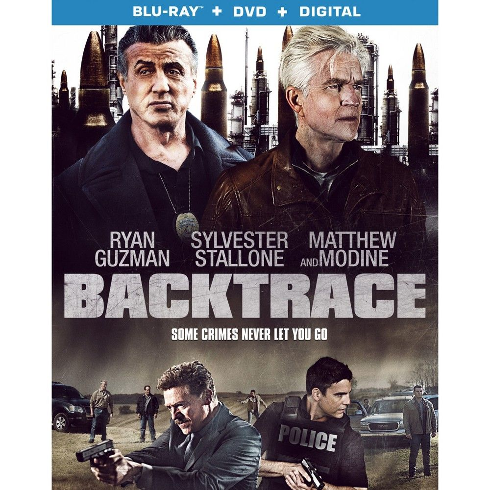 Backtrace Blu Ray Dvd Blu Ray Dvd Sylvester Stallone