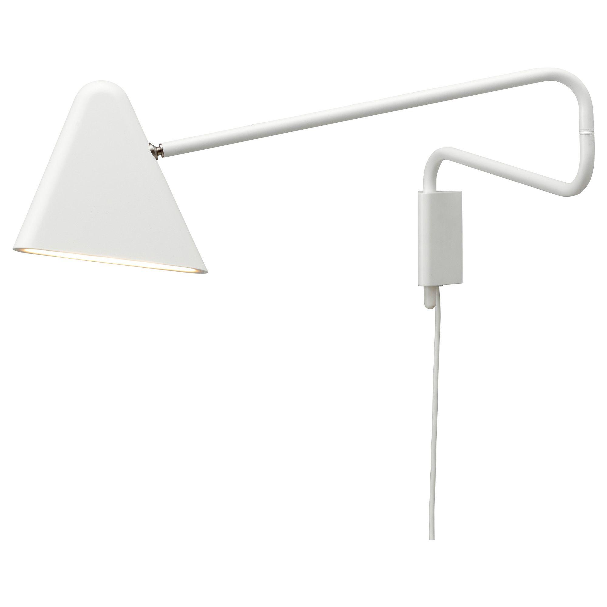 ikea ps 2012 led wall lamp white ikea chicago. Black Bedroom Furniture Sets. Home Design Ideas