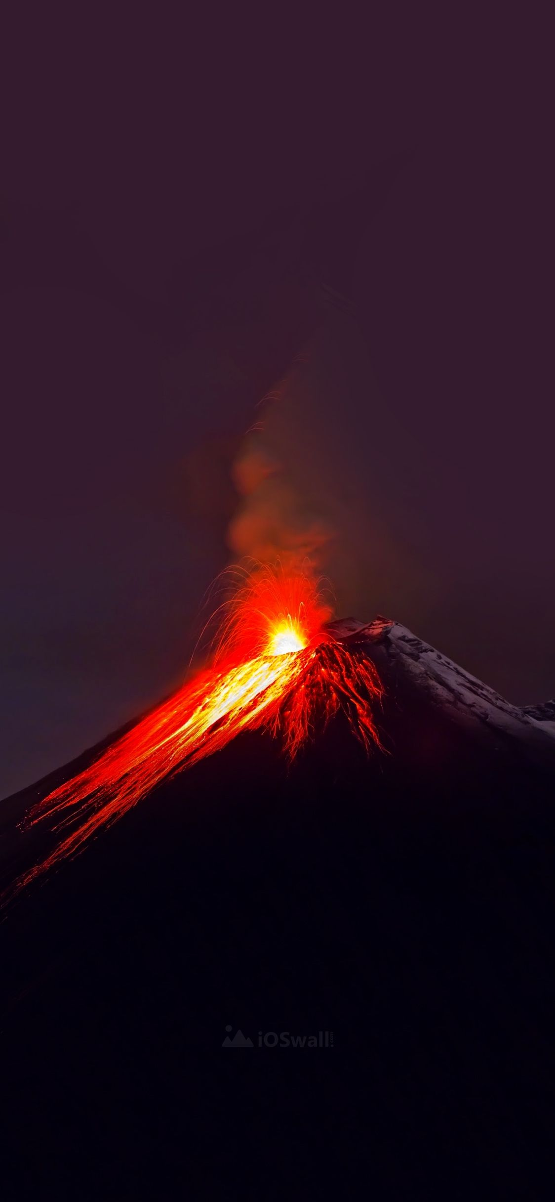 Best Volcano Wallpaper For Iphone X Ioswall Volcano Wallpaper Iphone Wallpaper Mountains Volcano