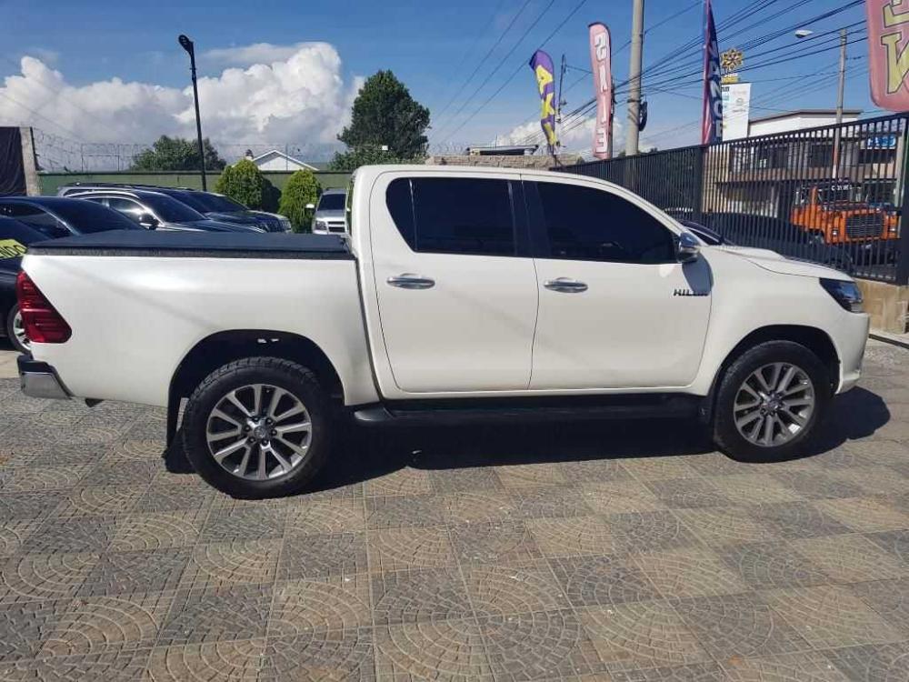 Pick Up Toyota Hilux Modelo 2016 Carros Modelos