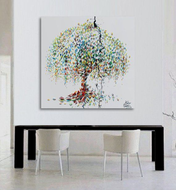Tree Painting 35 Weeping Willow Tree Beautiful Oil