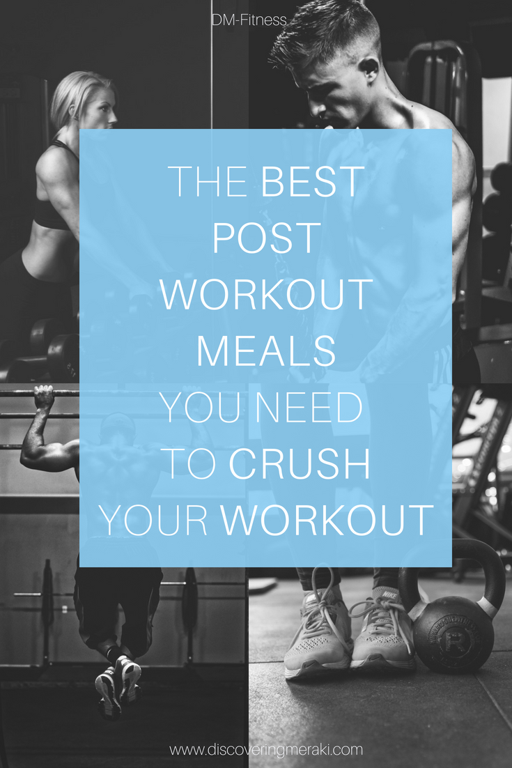 Best Post Workout Meals To Help You Get The Results You Want Fitness Best Post Workout Food Post Workout Food Fun Workouts