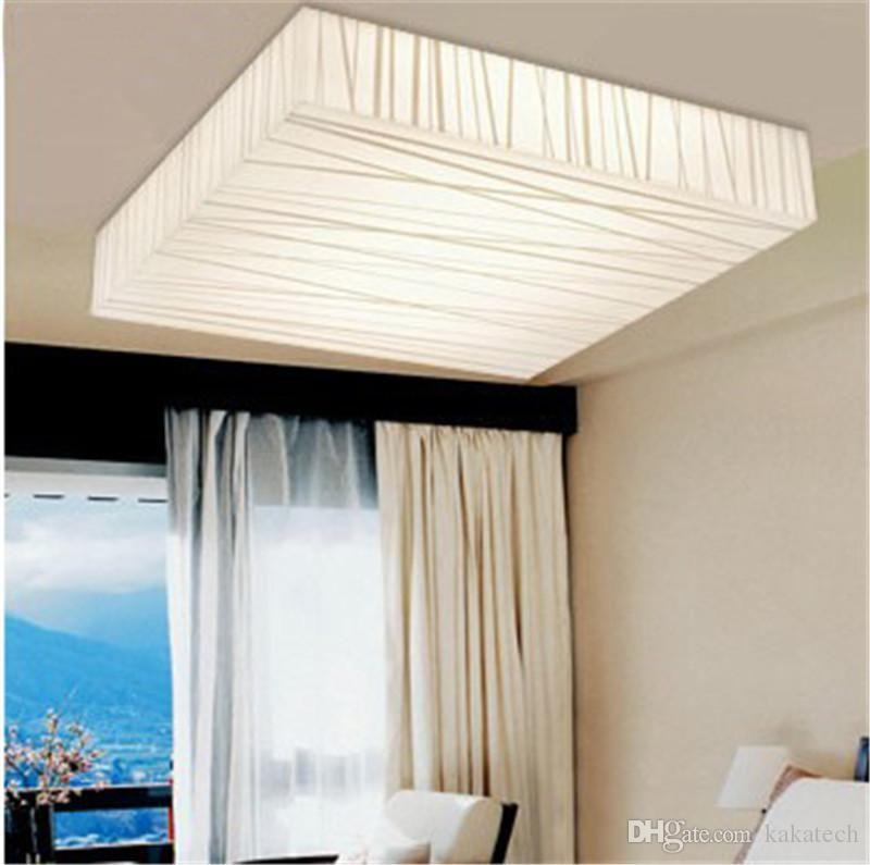 Bedroom Down Ceiling Designs Endearing Hot Sale Square Led Ceiling Light Size 350Mm Ac85V~220V Bedroom Design Inspiration