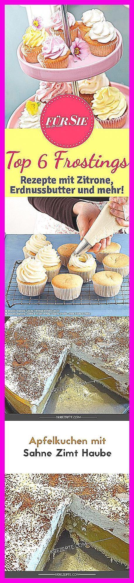 Photo of Apfelmus – Quark – Kuchen Von Chiltepin  Chefkoch –  Ohne Frosting sind Cupcakes…