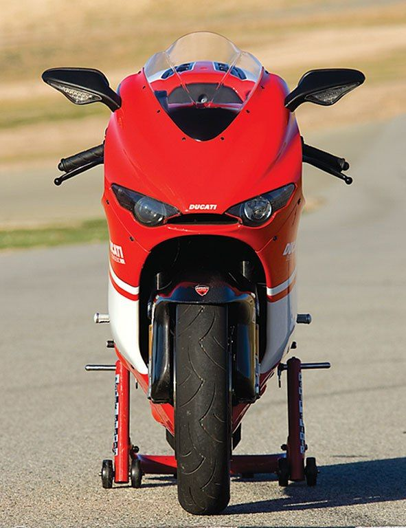 2008 Ducati Desmosedici RR - this bike is crazy. Need to get him.....