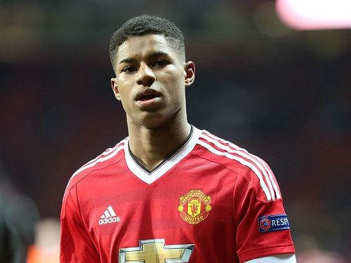Welcome To Oghenemaga Otewu S Blog Manchester United Hero Marcus Rashford To Get New Salary Increase From Football Highlight Marcus Rashford Manchester Derby