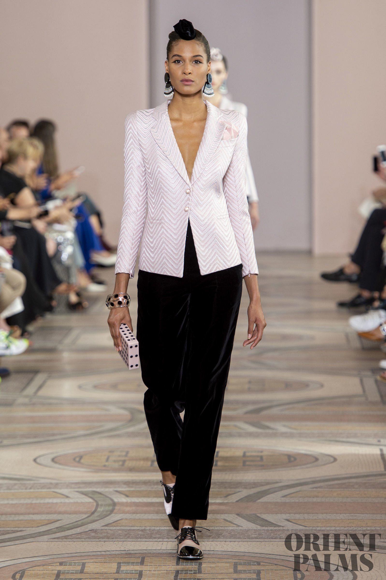 Abiti Da Sera 2018 Armani.Giorgio Armani Prive Fall Winter 2019 2020 Couture Armani