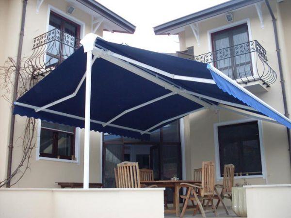 Çift Açılır Tente | Şehzade Branda – Tente – Çadır (Görüntüler ile) |  Lokantalar, Açık hava, Çift