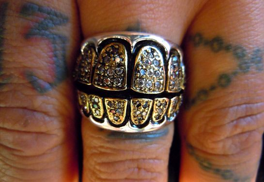 Gold Teeth Grill Ring | Stuff That Makes Me Laugh | Grills ...