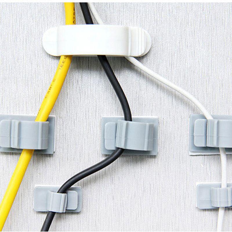 Convenient Desk Organizer Cable Winder Earphone Cable Collator ...