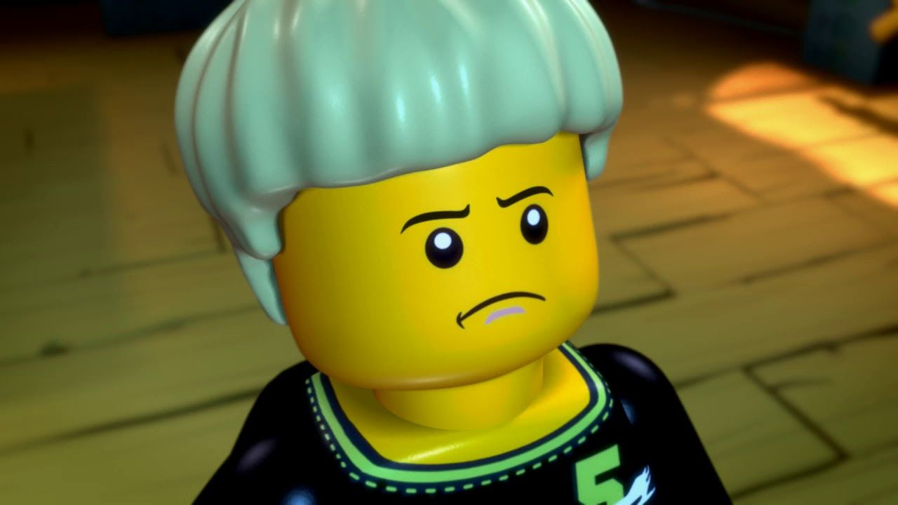 Lego Ninjago Season 1 Episode 11 All Of Nothing Lego Ninjago