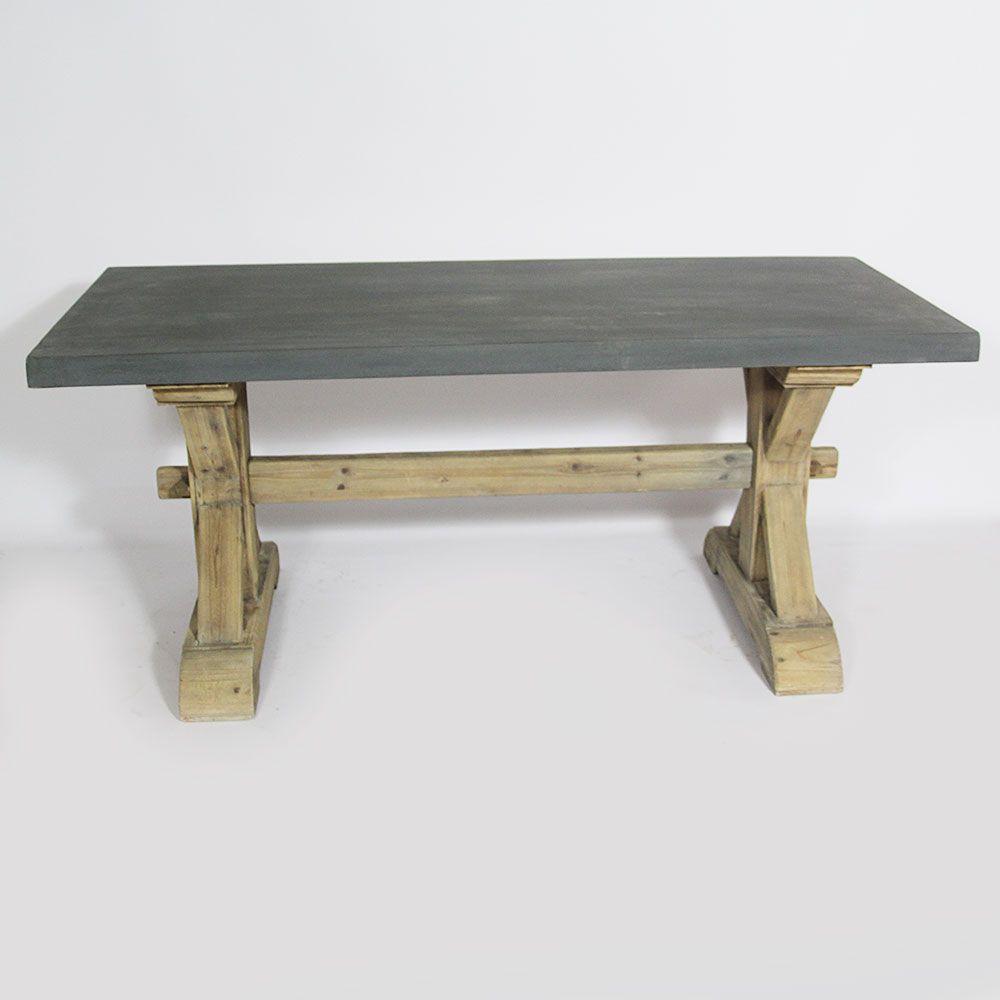 Pingl par gachet c cile sur b ton cir pinterest mobilier de salon beton cir et meuble bois - Meuble en beton cire ...