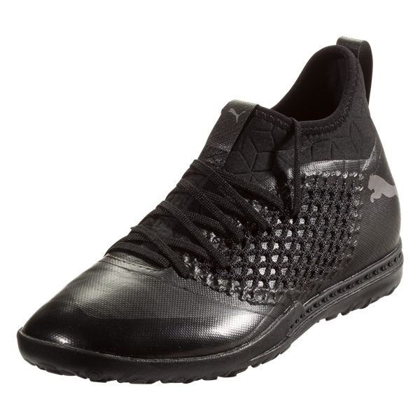 702be649c41a12 PUMA FUTURE 2.3 NETFIT TT Artificial Turf Soccer Cleat Black Black-7 ...