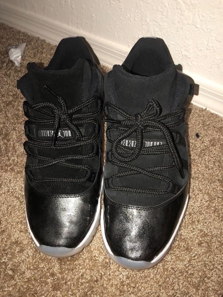 6213c46d2466 Nike Air jordan 11 Baron Low Size 11  fashion  clothing  shoes  accessories   mensshoes  athleticshoes (ebay link)