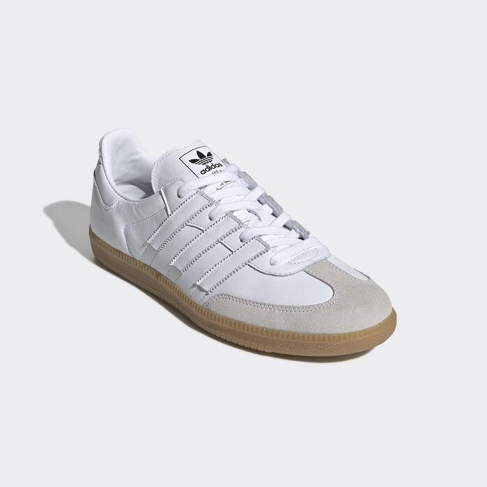 Samba OG MS Shoes in 2019 | Black shoes, Black adidas