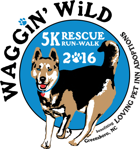 2016 Waggin' Wild 5k. March 5th, 2016! Love pet, Pets
