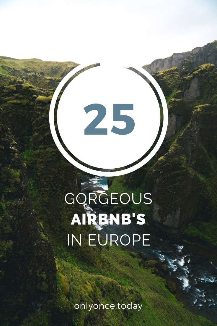 , 25 Dazzling Airbnb Europe listings that make your jaw drop, My Travels Blog 2020, My Travels Blog 2020