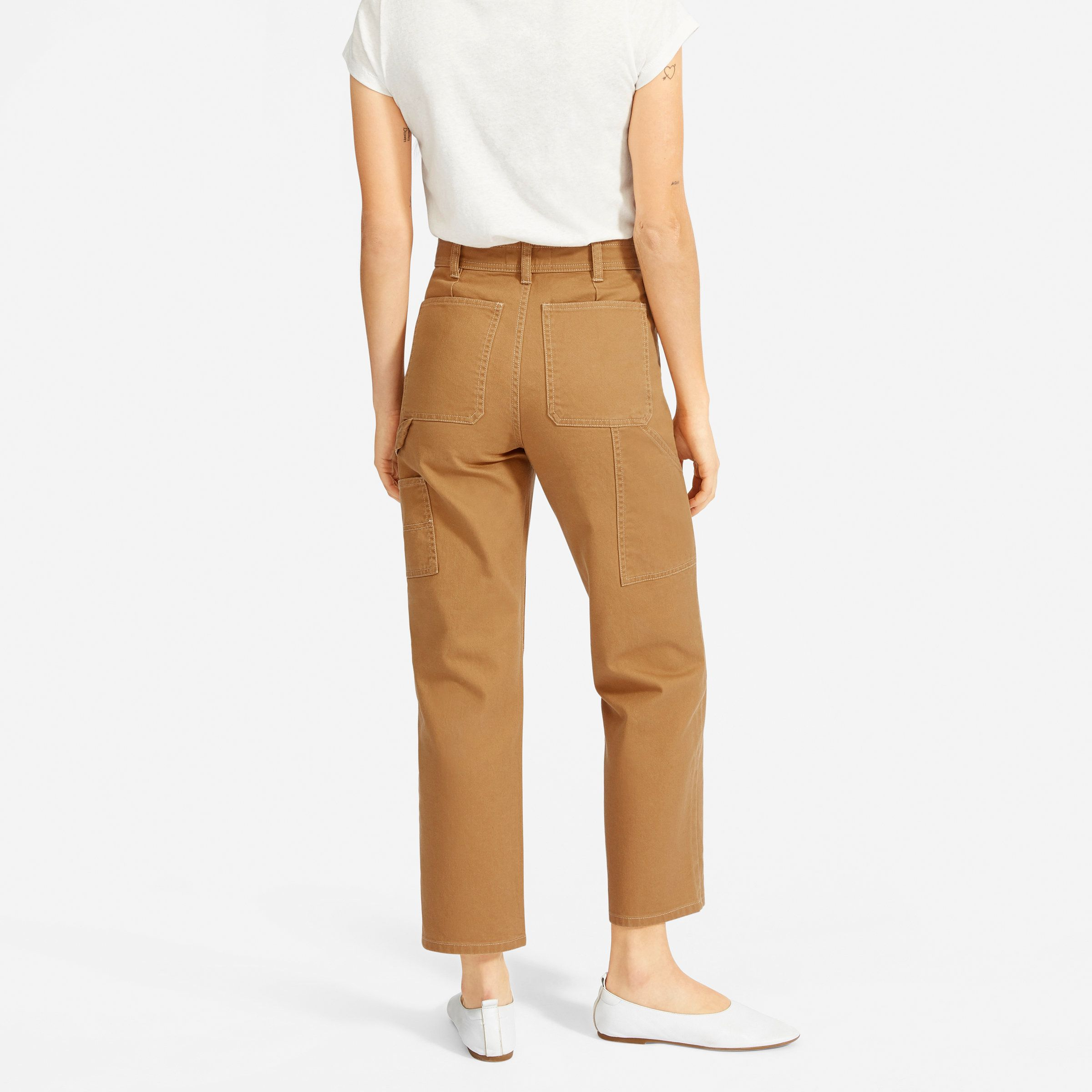 Women S Carpenter Pant Everlane Womens Capri Pants Pants