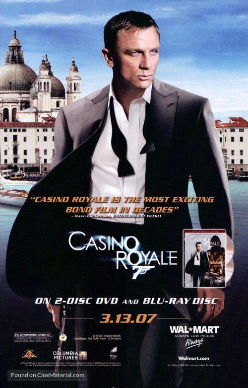 Казино рояль dvd дата выхода игровые автоматы на деньги для сайта