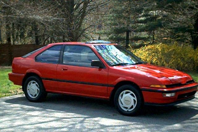 1989 Acura Integra >> 1989 Acura Integra Ls Loved This Little Car Until My Wife Cracked