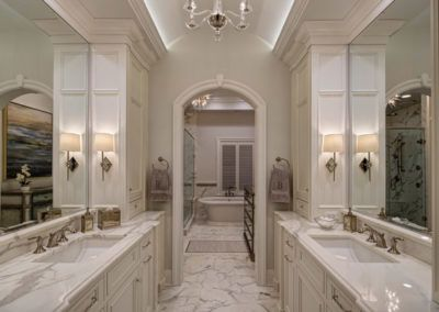 Chicago Brownstone Master Bath Remodel