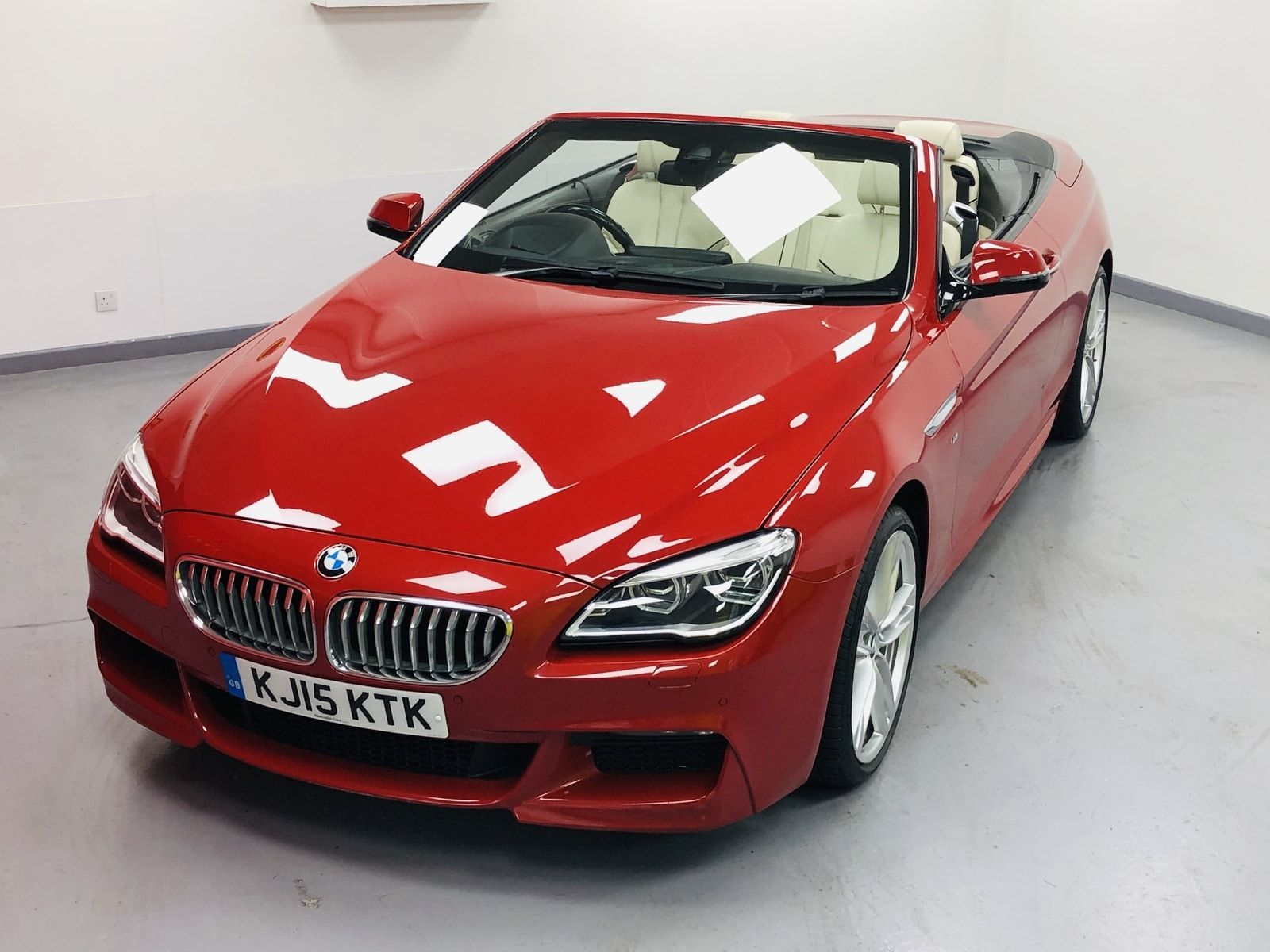 BMW 650i M Sport Convertible 2015 For Sale Bmw 650i