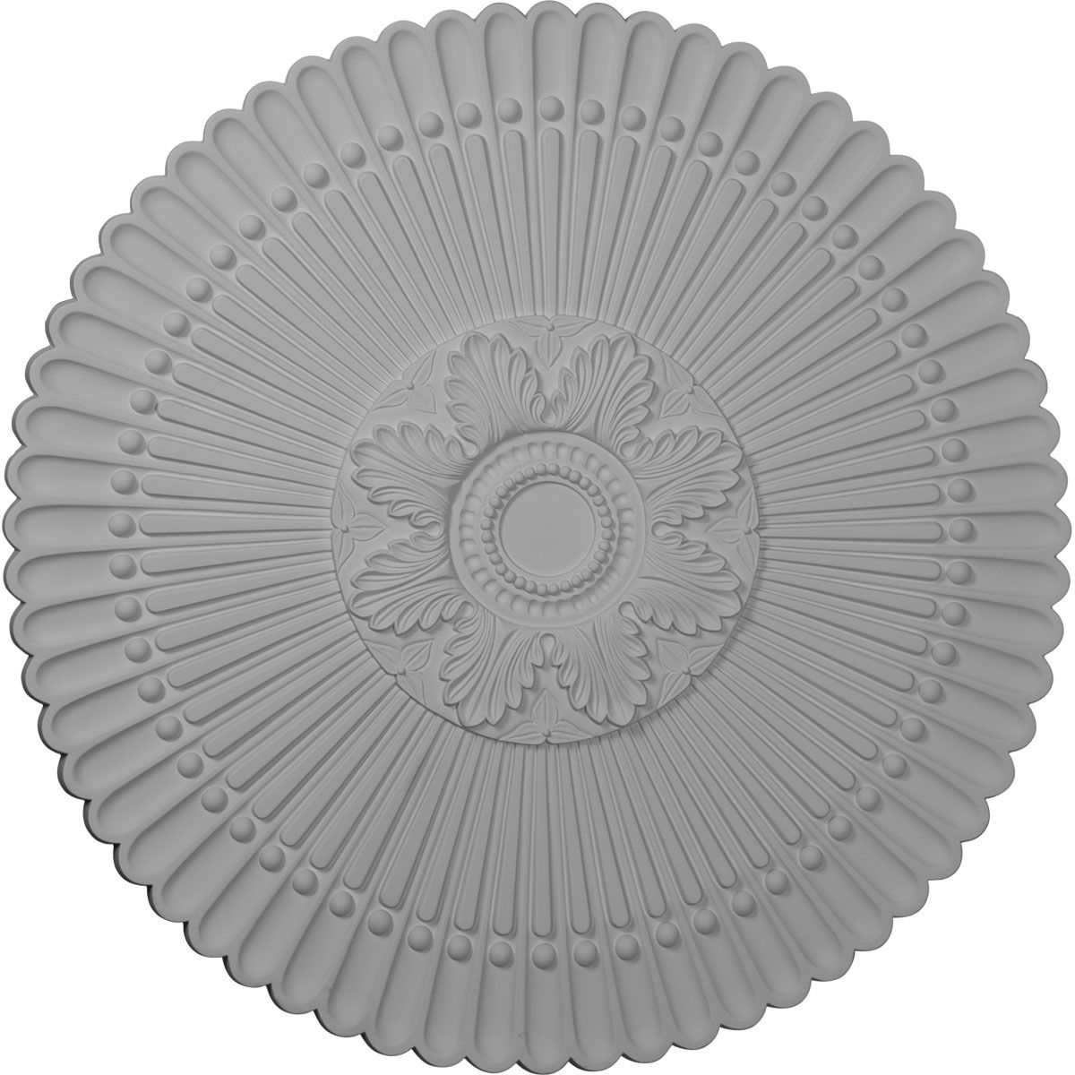30-Inch OD x 1 1/4-Inch P Nexus Ceiling Medallion (Fits Canopies up ...