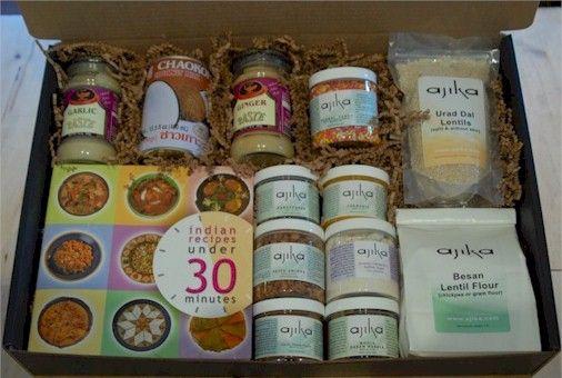 $99.00 Indian Cooking Starter Gift - 10 lb | Wedding gift ...
