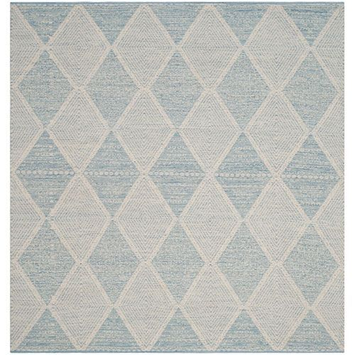 Montauk Light Blue Rectangular: 4 Ft. x 6 Ft. Rug