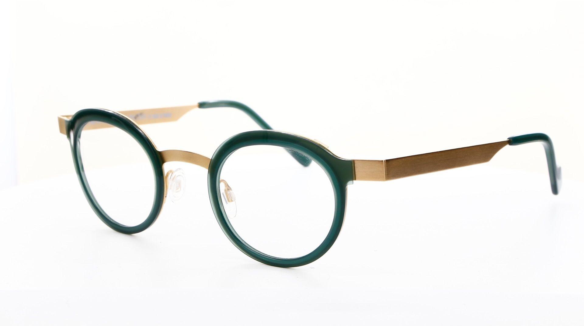 Anne et Valentin FANZINE U239 heren of dames bril in metaal,kunststof 1694e702d3cc