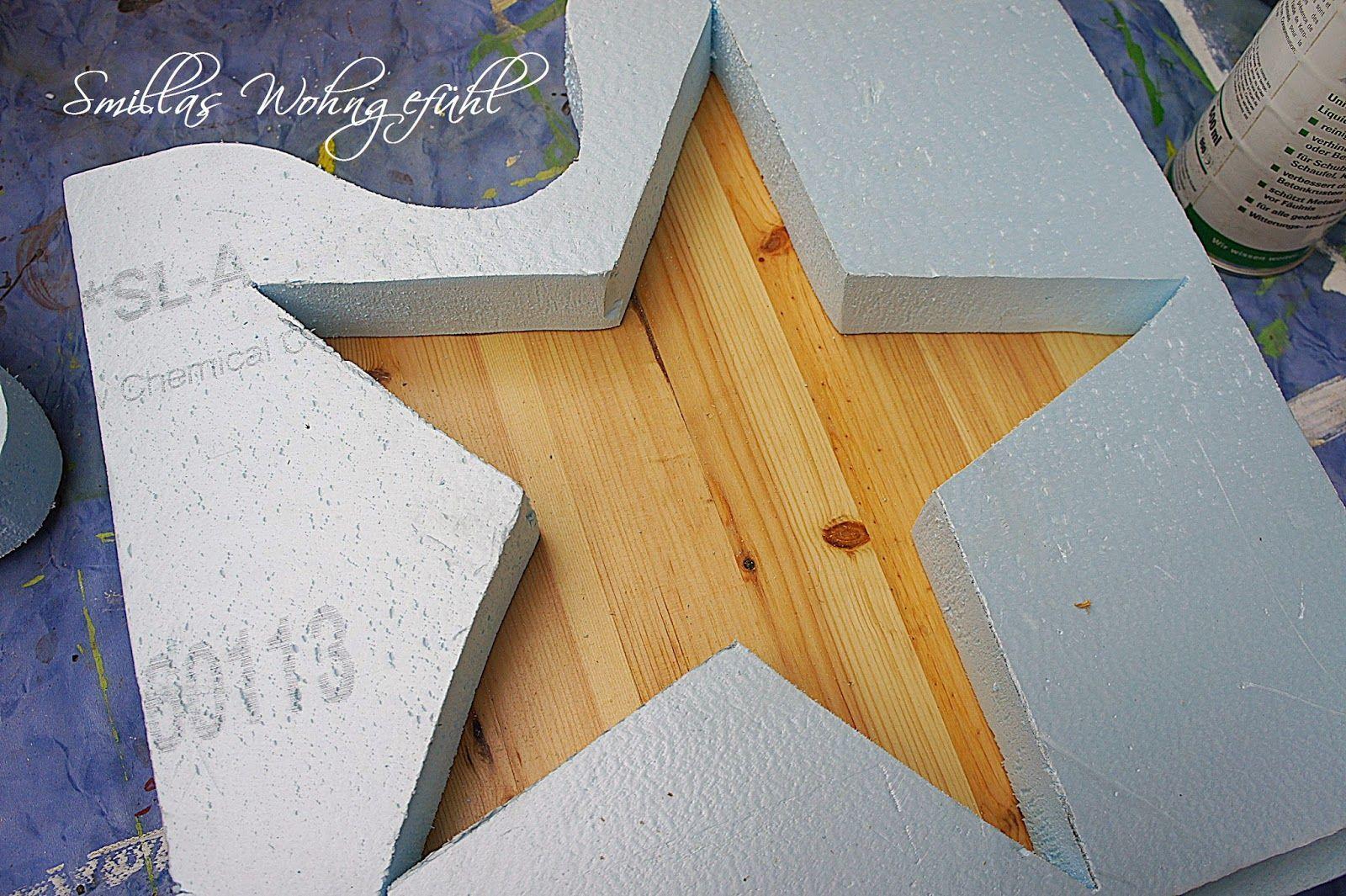 DIY: a star is born! Beton-Sterne ;-) | Beton diy, Sterne und Diy beton