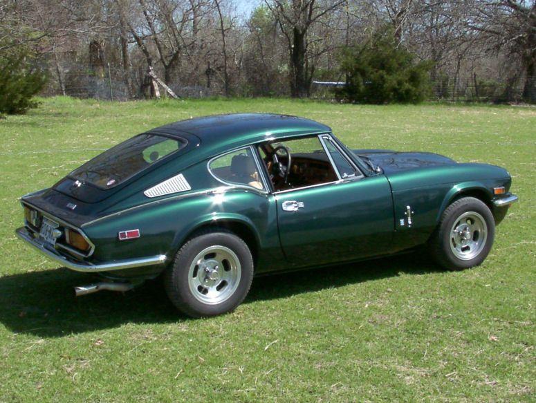 1969 triumph gt6 | auto-crazed: unspecified imports | pinterest