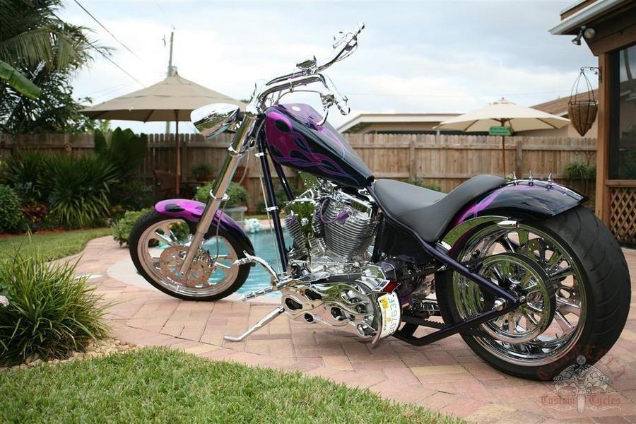 Custom Motorcycles | Custom Chopper - CCC Custom Built