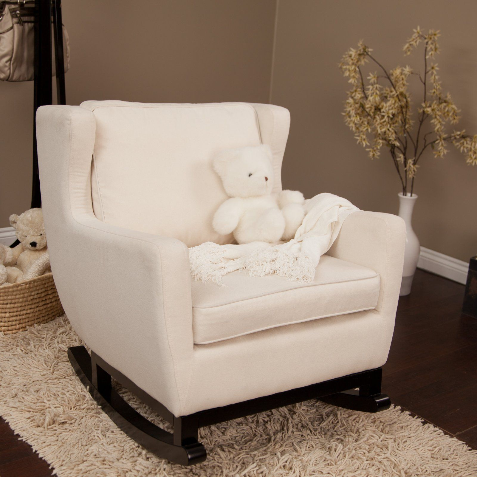 baby bedroom rocking chair