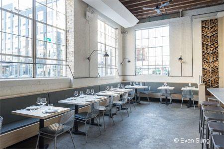 Dining Room At Lilia Brooklyn NY