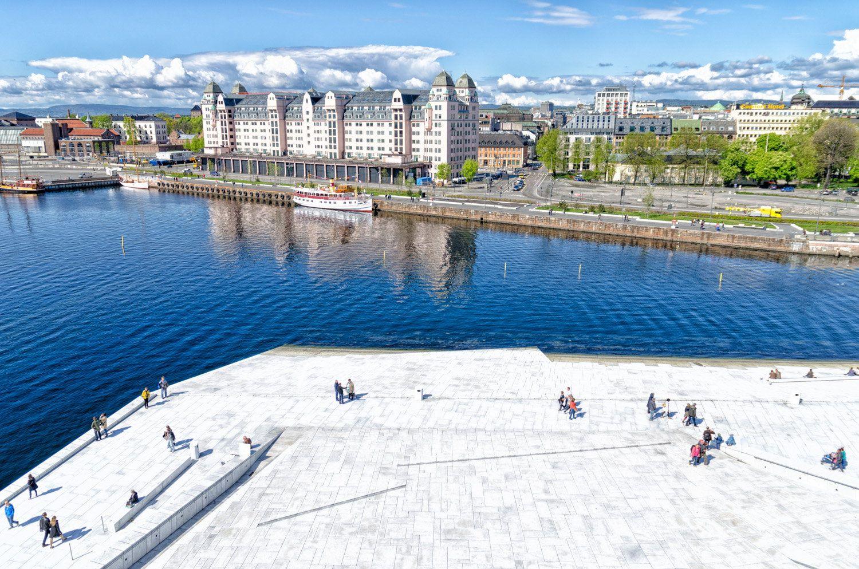 Oslo by Maria  - Senko on 500px