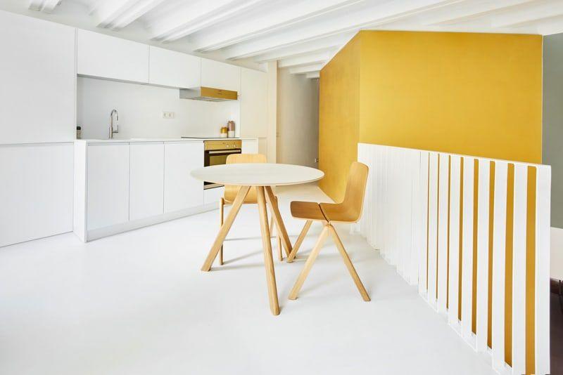 RAS Arquitectura bringen Duplex zum Leuchten
