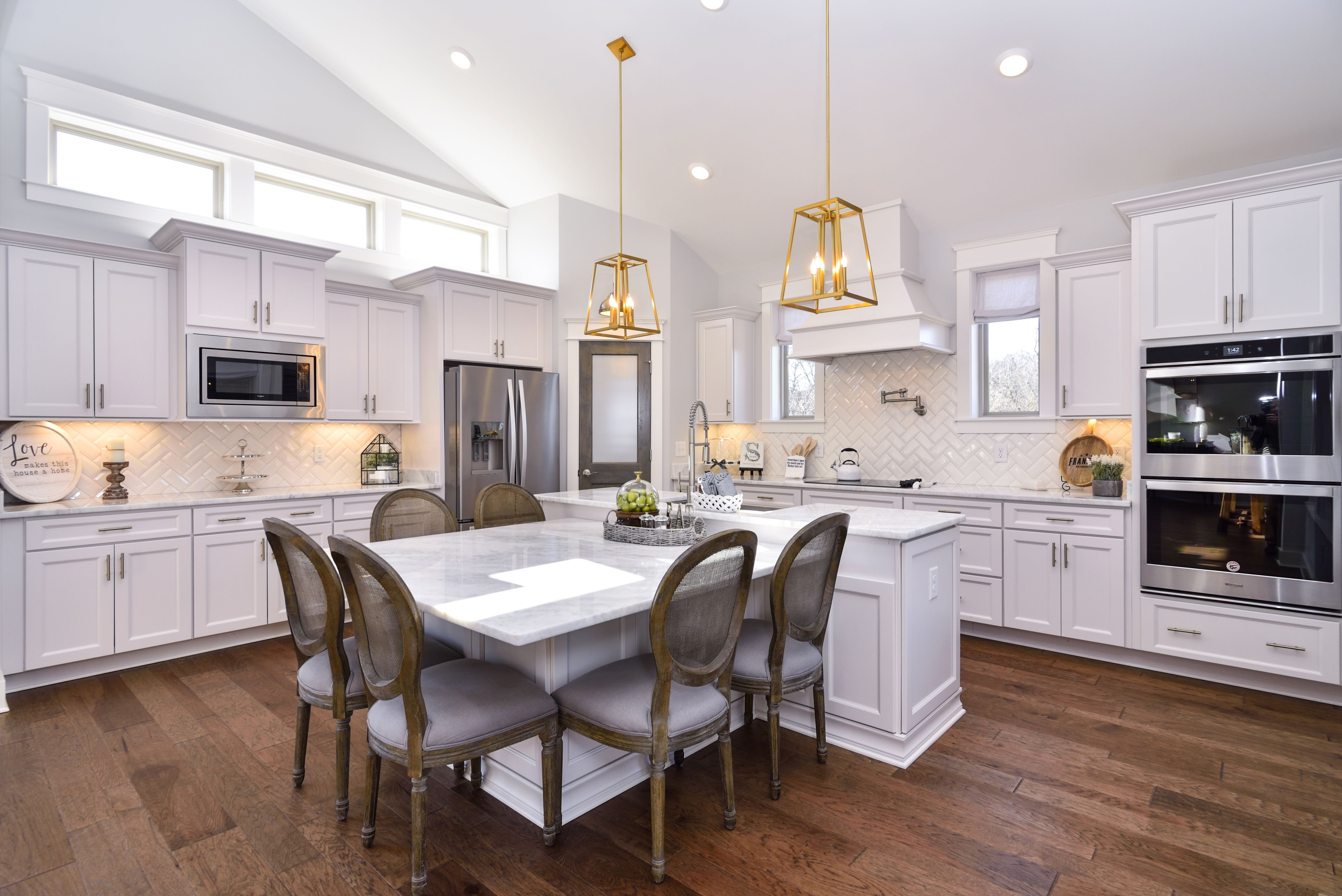 Kitchen New Home Builders New Homes Home