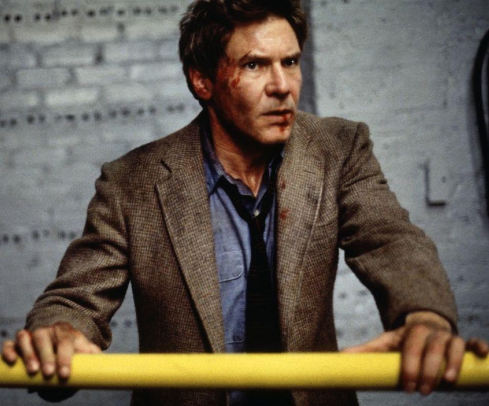 Harrison Ford - The fugitive (Andrew Davis, 1993) Dr Kimble my - presumed innocent movie cast