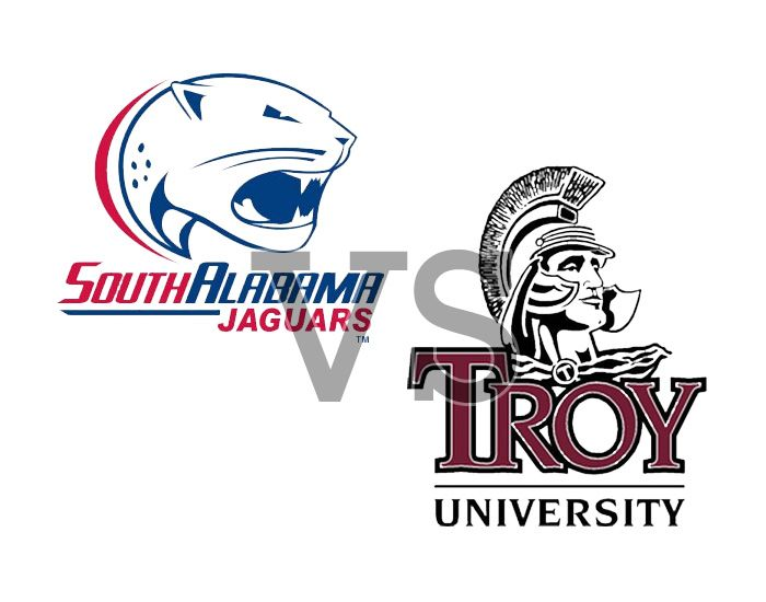 South Alabama And Troy The Beginning Of A Rivalry Jaguar Sport