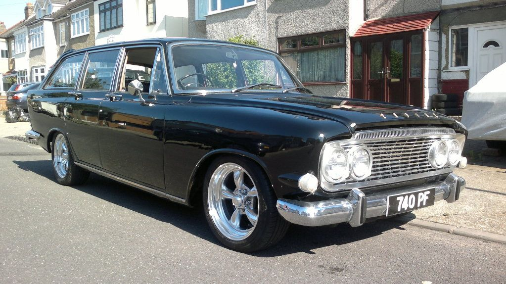Ford Zodiac Classic Cars British Classic Cars Vintage Vintage Cars