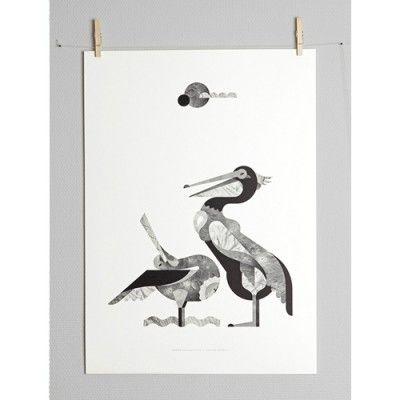 """Early Birds"" Poster - Decolovin"