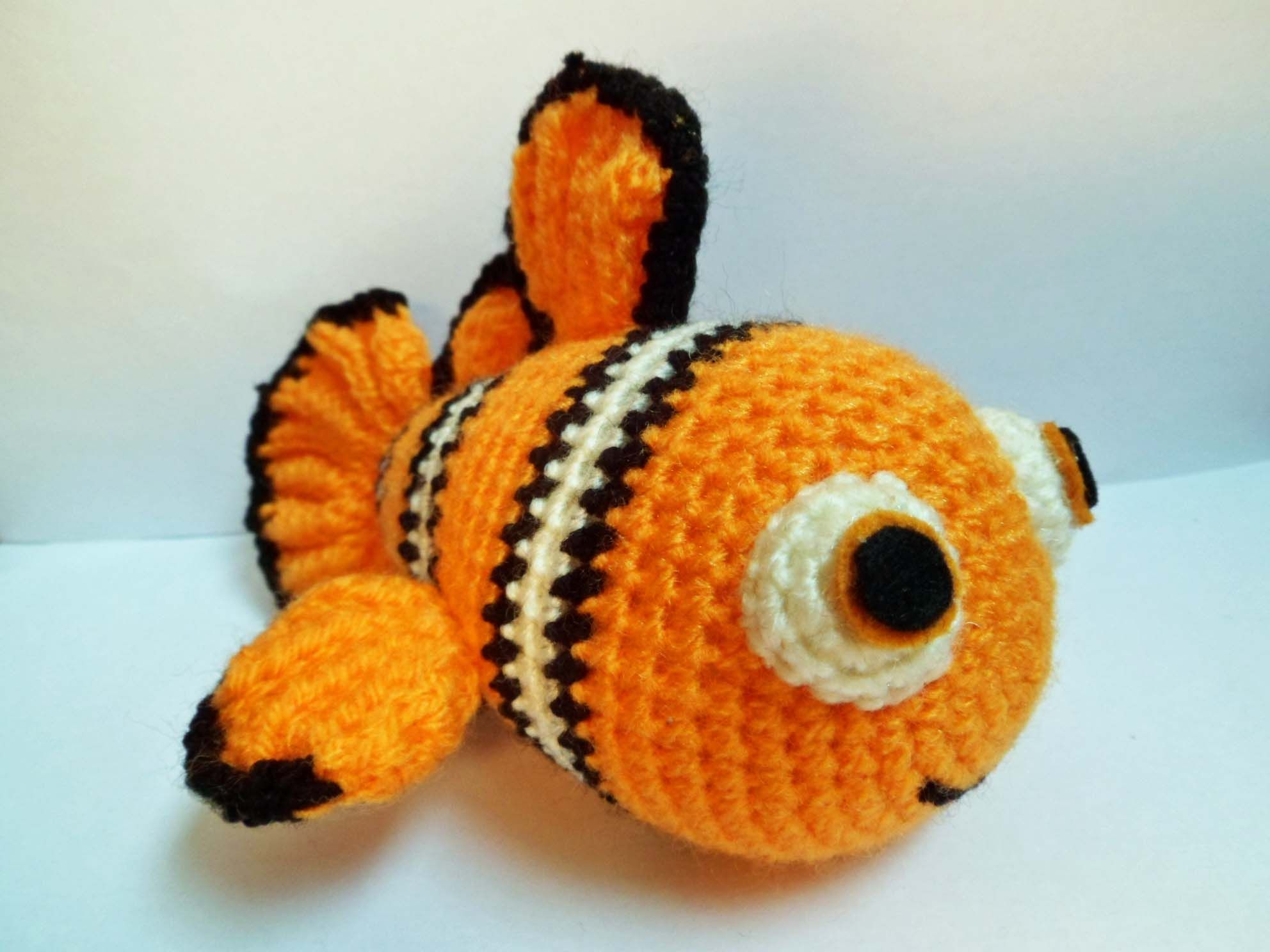 Finding Dory Crochet / Knitting Patterns | Patrones amigurumi ... | 1488x1984